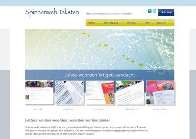 spinnenwebteksten.nl