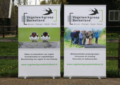 Rol-up banner VWGB