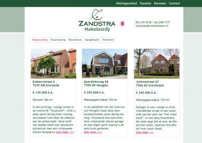 zandstramakelaardij.nl