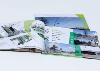 Boek aanleg Groene Loper