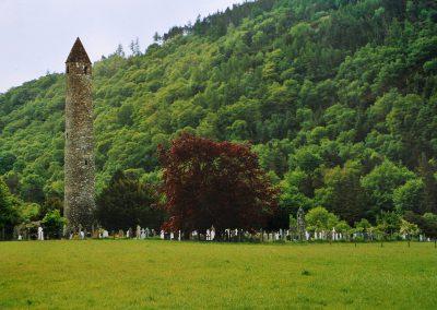 40_Glendalough_Ierland