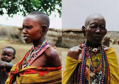 Masai-vrouwen