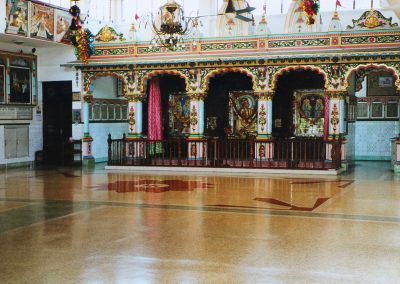 Mombasa_ISwaminarayan Tempel